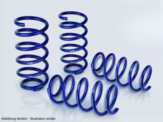 H & R Sport Springs Lowering Kit 10mm (Abarth Grande Punto/EVO)