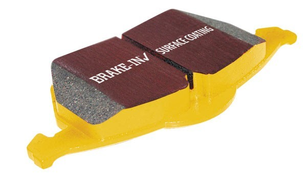 EBC Yellowstuff Street and Track Brake Pads Complete Front Set