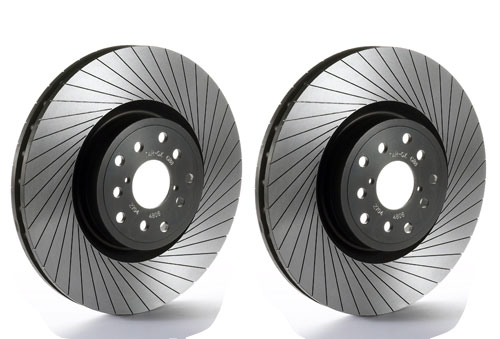 Tarox Slotted G88 Performance Front Discs 257x22mm (Pair)