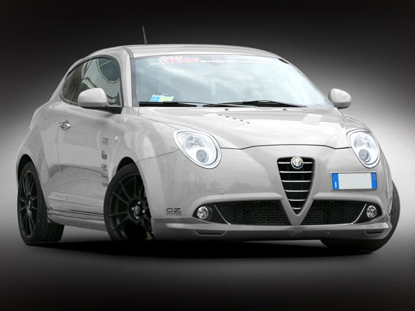 Cadamuro GTA Complete Body Styling Kit (Alfa Mito)