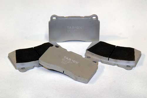 Tarox High Performance Street Pads Complete Front Set