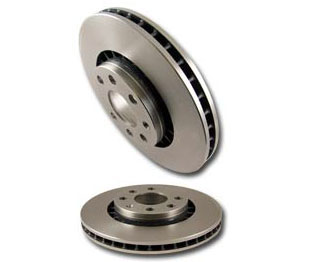 EBC Premium Replacement Front Brake Discs 284x22mm (Pair)