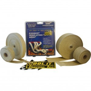 "Original Exhaust Wrap 2"" x 1/16"" x 15´"