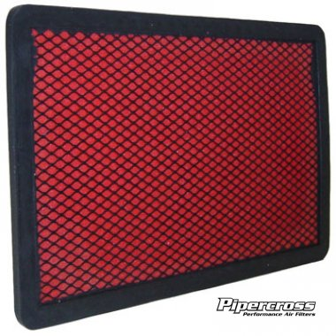 Pipercross Performance Panel Filters - 2 Filters Included (Ferrari)