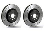 Brake Discs Front (Version with 330mm front discs)