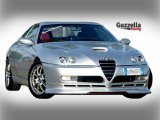 Cadamuro Front under Bumper Spoiler Alfa GTV/Spider Facelift Version
