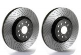 Tarox Slotted G88 Performance Front Discs 240x20mm (Pair)