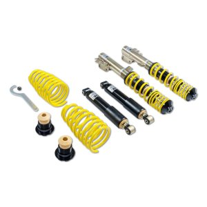 KW ST XA Coil-Over Suspension Kit Abarth 500 Series