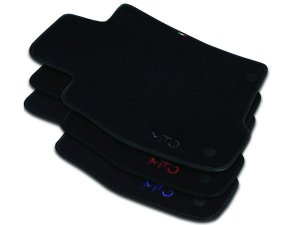 Alfa MiTo High Quality Mats (Set of Four for Right Hand Drive Cars)