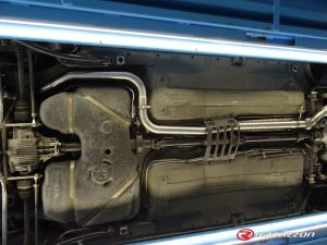 Ragazzon Stainless Steel Centre Pipe Group N Lancia Delta Integrale