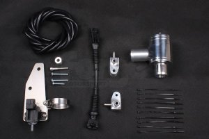 Forge Motorsport Recirculation Valve and Kit for Fiat 500/595/695 Abarth T-Jet