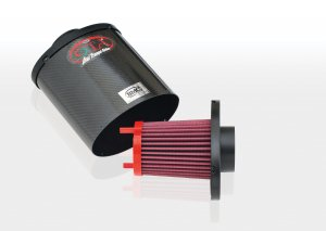 BMC Carbon Airbox + Filter Performance Kit Fiat Abarth Spider 1.4 Turbo