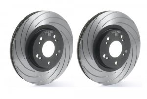 Tarox Slotted F2000 Performance Rear Discs 292mm (Pair) Alfa Giulia/Stelvio